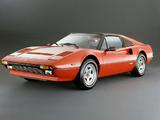 Ferrari 308 GTS Quattrovalvole 1982–85 photos