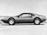 Pictures of Ferrari 308 GTB 1975–81