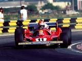 Ferrari 312 T2 1976–78 pictures