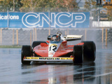 Ferrari 312 T3 1978 photos