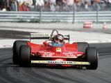 Ferrari 312 T4 1979 pictures
