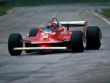 Ferrari 312 T5 1980 wallpapers