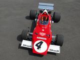 Pictures of Ferrari 312 B2 1971–73