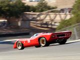 Ferrari 312P Berlinetta 1969 wallpapers