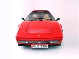 Ferrari 328 GTS UK-spec 1985–89 wallpapers