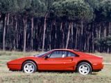 Ferrari 328 GTB Turbo 1986–89 images