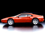 Images of Ferrari 328 GTB Turbo 1986–89