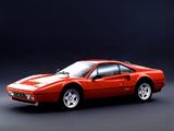 Photos of Ferrari 328 GTB 1985–89
