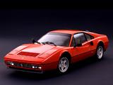 Pictures of Ferrari 328 GTB 1985–89