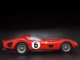 Ferrari 330 TRI/LM Testa Rossa 1962 photos