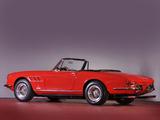 Ferrari 330 GTS 1967–68 wallpapers