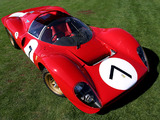 Ferrari 330 P4 1967 wallpapers
