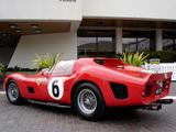 Images of Ferrari 330 TRI/LM Testa Rossa 1962