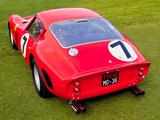 Images of Ferrari 330 GTO 1962