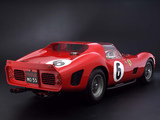 Ferrari 330 TRI/LM Testa Rossa 1962 wallpapers