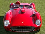 Pictures of Ferrari 335 S 1957