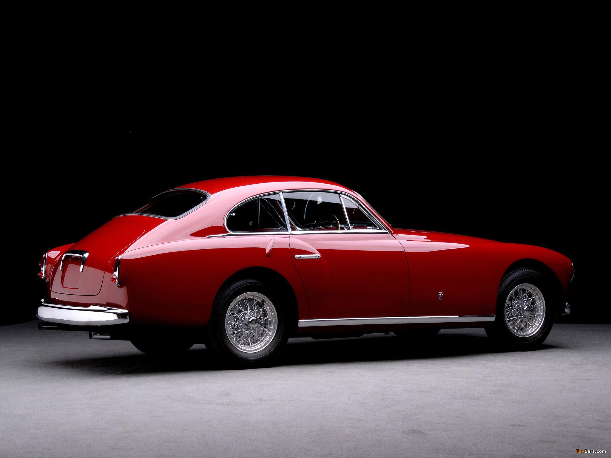Ferrari 340 America Ghia Coupe 1951 Images 2048x1536