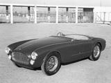 Ferrari 340 America Spyder 1951–52 photos