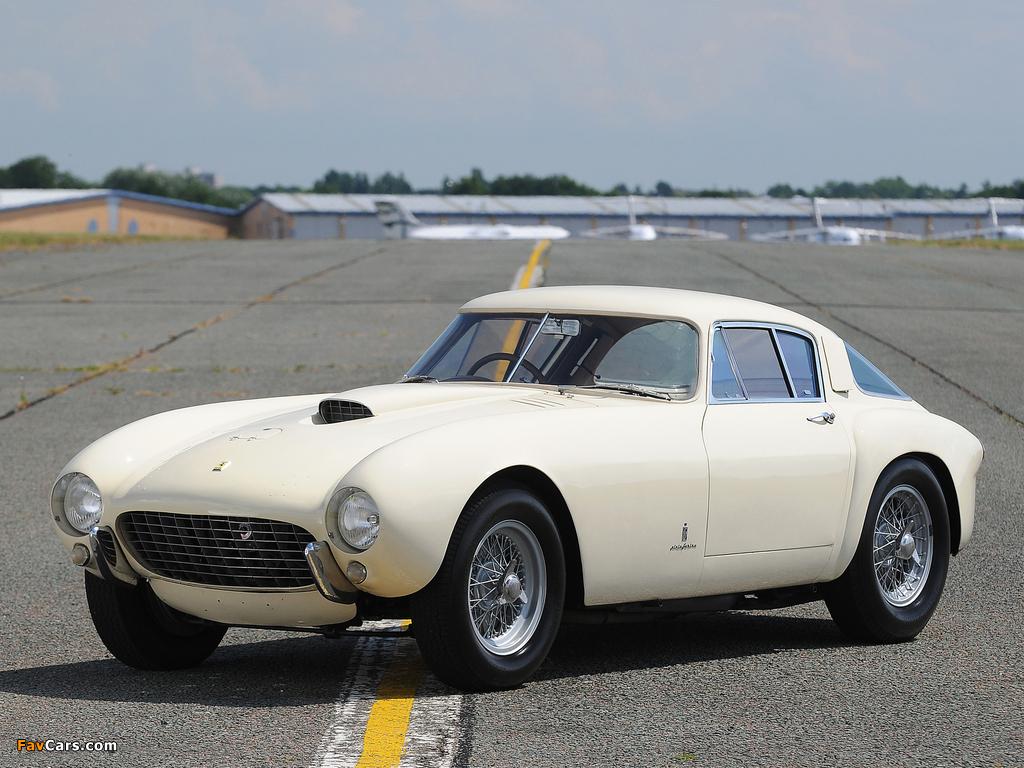 Ferrari 340/375 MM Pinin Farina Berlinetta 1953 photos (1024 x 768)