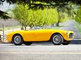 Pictures of Ferrari 340 America Spyder 1951–52