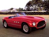 Ferrari 340 MM Competizione Vignale Spider 1953 wallpapers