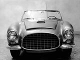 Ferrari 342 America Cabriolet 1953 wallpapers
