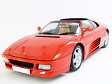 Ferrari 348 TS 1989–93 photos