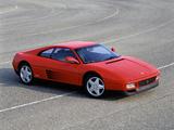 Ferrari 348 tb 1989–93 photos