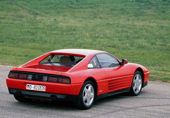 Ferrari 348 Tb 198993 Photos