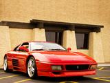 Ferrari 348 GTB 1993–95 images