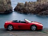 Ferrari 348 Spider 1993–95 images