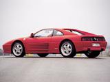 Ferrari 348 GT Competizione 1994 pictures
