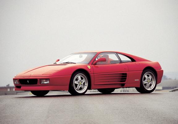 Ferrari 348 Wallpapers