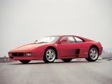 Ferrari 348 GT Competizione 1994 wallpapers