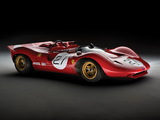 Pictures of Ferrari 350 Can-Am 1967