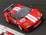 Ferrari 360 GTC 2003–04 pictures