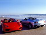 Images of Ferrari 360 Spider 2000–05