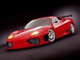 Photos of Ferrari 360 GT 2002–03