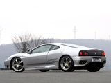 Photos of JNH Ferrari 360 Modena 2007