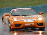 Pictures of Ferrari 360 Challenge 2003–04