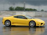 Pictures of Ferrari 360 Challenge Stradale 2003–04