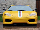 Ferrari 360 Challenge Stradale 2003–04 wallpapers