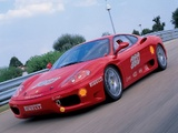 Ferrari 360 Challenge 2003–04 wallpapers
