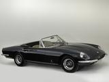 Ferrari 365 California Spyder 1966–67 wallpapers