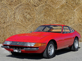 Ferrari 365 GTB/4 Daytona UK-spec 1968–71 images