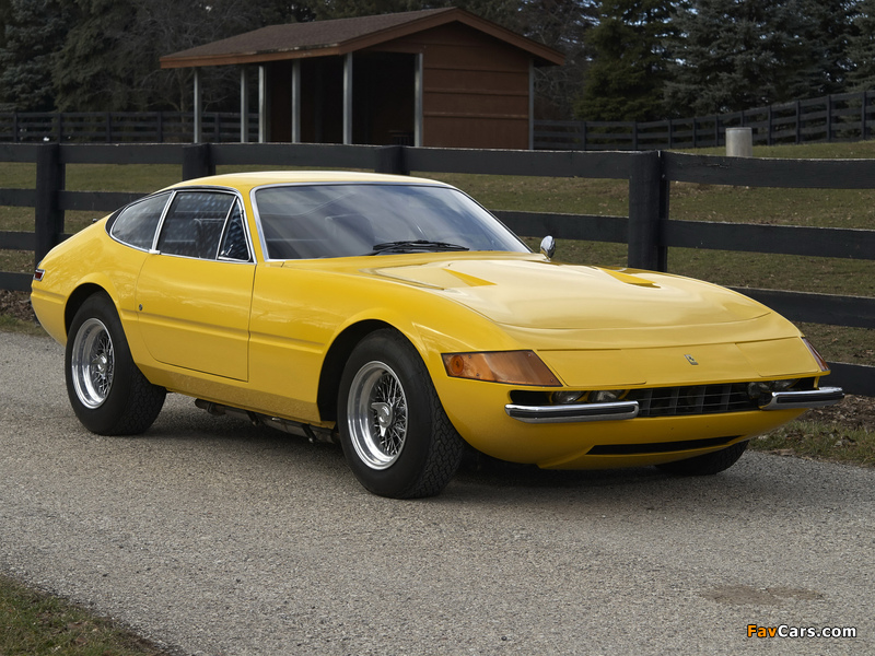 Photos Of Ferrari 365 Gtb 4 Daytona 1968 74 800x600