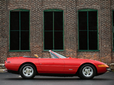 Photos of Ferrari 365 GTS/4 Daytona Spider 1970–74