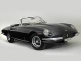 Pictures of Ferrari 365 California Spyder 1966–67