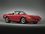 Pictures of Ferrari 365 GTS/4 Daytona Spider 1970–74