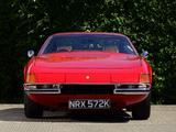 Pictures of Ferrari 365 GTB/4 Daytona UK-spec 1971–73